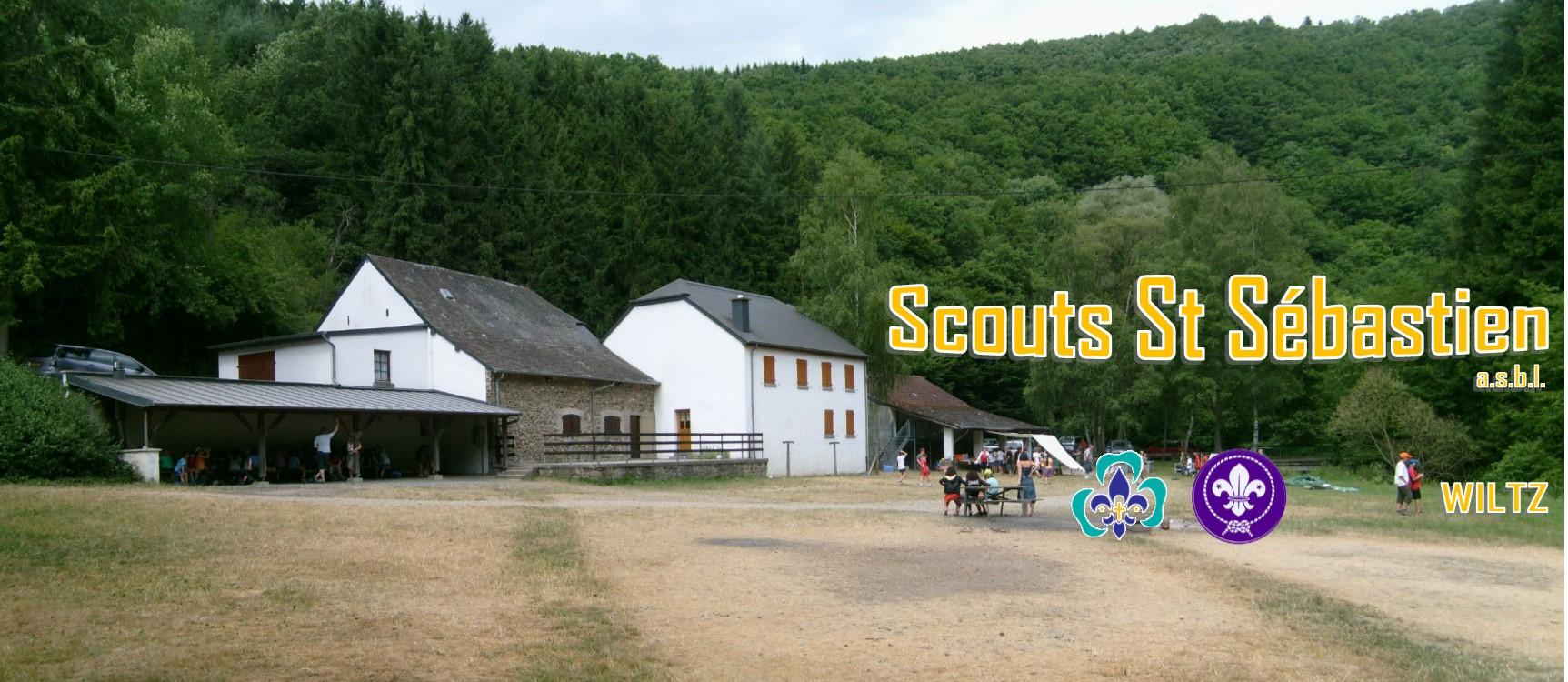 Scouts St Sébastien – Wiltz